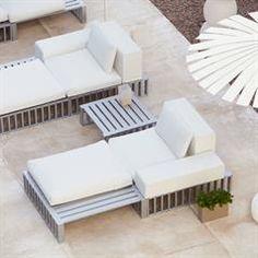 Byg din egen sofa med moduler
