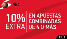 el forero jrvm y todos los bonos de deportes: sportium 10% extra en combinadas nba 31 marzo 1 ab...