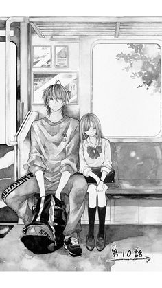 Can I just love in a manga drawing? Please?!?!