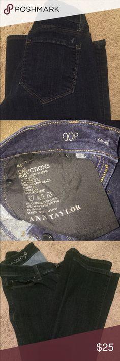 Ann Taylor 00P Modern Fit Jeans Like New!! Ann Taylor Jeans