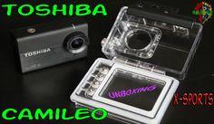 Hemos grabado improvisadamente este video de la Videocamara Toshiba Camileo X-Sports que hemos adquirido. Esperamos que os guste!  https://youtu.be/J_MD62_CNd8