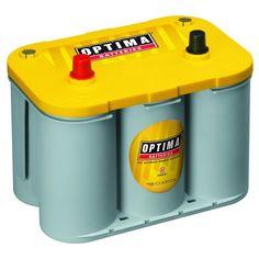 Universal Billet Aluminium Battery Tray Mount Optima Red Yellow Top Race Kitcar