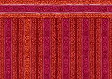 "Marimekko Red Pidot by Maija Isola, fat quarter, 18x28"", Finland. $10,00, via Etsy."
