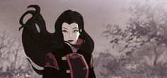 Asami Sato best hair whipping.