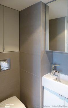 Mini duplex de 11m2 pour étudiant - Rue du Cherche-Midi - Paris 06, Atelier Sylvie Cahen - Côté Maison