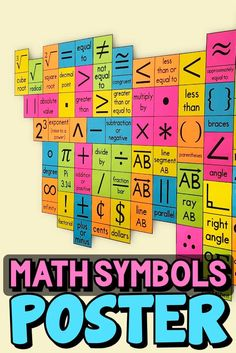 Maths Classroom Displays, Math Classroom Decorations, Maths Display, Classroom Wall Decor, Classroom Walls, Classroom Posters, Math Wall, Math Word Walls, Math Teacher