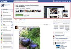 Facebook: Erste Schritte mit dem neuen News Feed / alle Beitragstypen in der Übersicht