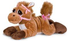"""13"""" Floppy Girlie Girl Bright Eyes Horse"""