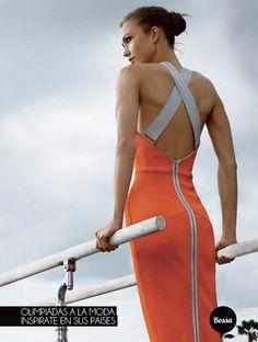 Olimpiadas a la moda, inspirate en sus países.