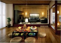 Japanese Floor Cushions - Example Of Asisn Ideas