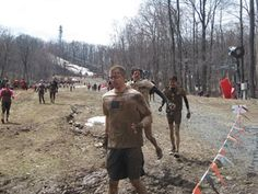 Getting Down & Dirty Against Colon Cancer in Tough Mudder fundraiser