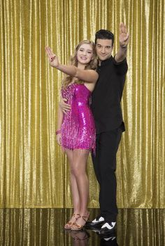 The amazing Mark Ballas and Willow Sheilds!!!!!!!!!!!!!!!!!!!!!!!!! #TeamMarkingJay #DWTS20
