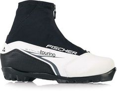 Fischer Women's XC Touring My Style Cross-Country Ski Boots Black/White EU 37