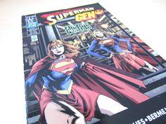 Superman / Gen13 #2 de 3 | Editorial Vid México | $15 pesos