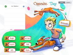 Speech Room News: Opposite Day App Review & GIVEAWAY!