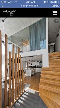 Full glass enclosed mezzanine room