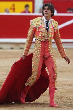 torero-Sebastian Castella