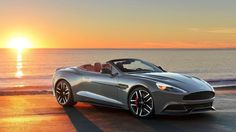 Aston Martin Vanquish Volante  The Vanquish Volante can reach speeds of 197 mph, about 14 mph faster than the 2014 model. The car came in at No. 4 on Robb Report's list last year and starts at $302,995.