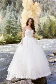 Find your perfect classic-style wedding dress: http://www.stylemepretty.com/vault/topic/images/classic