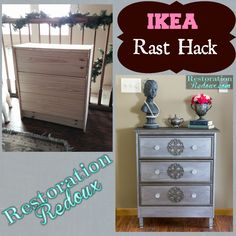 IKEA Rast Hack by Restoration Redoux