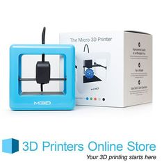 Micro 3D Printer. Now available at 3D Printers Online Store  #3dprinter #3dprinting #3dnews#3dprintersonlinestore by 3dprintersonlinestore