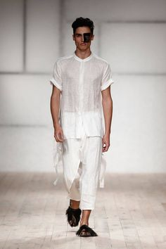 Male Fashion Trends: Kolovrat Spring-Summer 2017 - Moda Lisboa