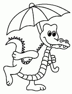 17 Best Crocodiles Coloring Book Images Coloring Books Coloring