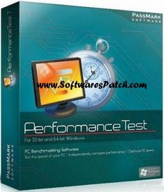 PassMark Performance Test 8 Key, Crackis a quick, easy to use, PC speed testing tool.PassMark Performance Test 8 Keypermits accurately benchmark a PC.