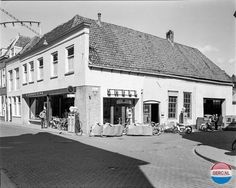 Varkenstraat Brielle (jaartal: 1960 tot 1970) - Foto's SERC