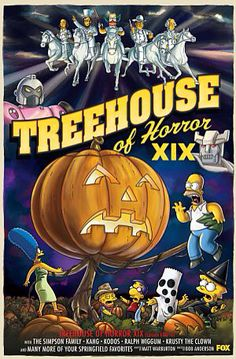 Treehouse of horror xix (19)