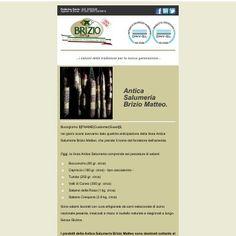 Antica Salumeria Brizio Matteo - Brizio Salumi Digital Marketing, Food, Eten, Meals, Diet
