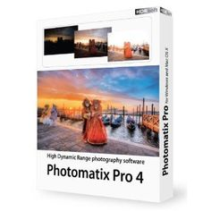 Photomatix Pro 4...this may help with post production process
