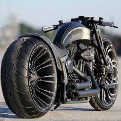 Harley Davidson Thunderbike, a dream bike for every rider