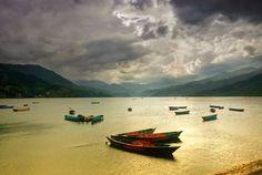 Прокат лодочек на красивейшем озере Фева