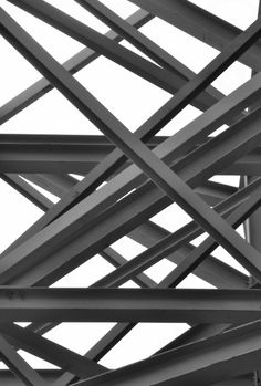 I-beams #structure #pattern