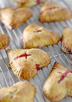 Corazones de fresas | #Receta de cocina | #Vegana - Vegetariana ecoagricultor.com  6