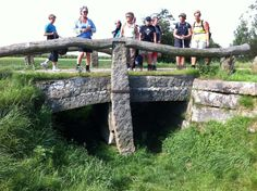 Immervadbro, on the Danish pilgrim route