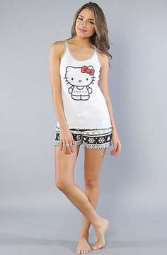 These Hello Kitty Intimates are Adorably Cute trendhunter.com
