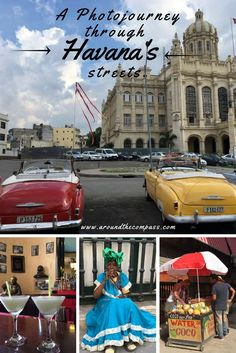 Take a photo journey through Havana and discover more about the vibrant capital of Cuba. Havana is the most colourful city we have seen so far.