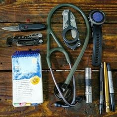 My  Everyday Carry Medical And Firefighter