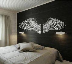 headboard wall decal | headboard10 Headboard Wall Decals