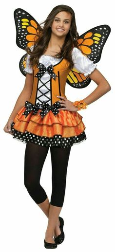 Butterfly outfit