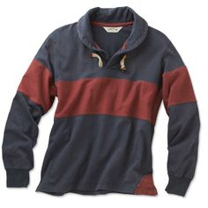 Just found this Rugby Polo Shirt - Light-Heavyweight Sailing Rugby -- Orvis on Orvis.com!