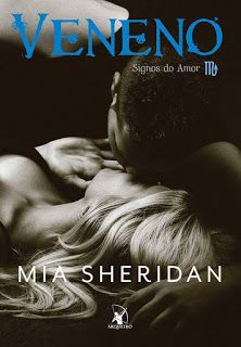 Eu tinha certeza de que a Mia Sheridan faria a história perfeita inspirada por Escorpião! Fugindo das saídas fáceis, mostrou as diferentes camadas de Carson, um homem que não teve medo de se transformar em alguém melhor e nos fez apaixonar irremediavelmente por ele. Sorte de Grace. No Literatura de Mulherzinha: Veneno (Signos do Amor #3), Editora Arqueiro - http://livroaguacomacucar.blogspot.com.br/2016/07/cap-1222-veneno-mia-sheridan-signos-do.html