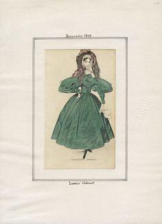 Ladies' Cabinet December 1833 LAPL