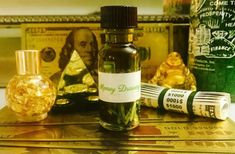 Spiritual Oils For Money | Money Drawing Oil Spells & Magic