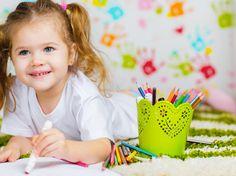 Die richtigen Farben fürs Kinderzimmer: Farbexpertin Isabelle Wolf verrät im Interview, welche Farben ins Kinderzimmer… #News #Kinderzimmer