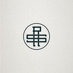 Monogram SR (Samuel Reyes) #monograma #tipografia #monogram #typography