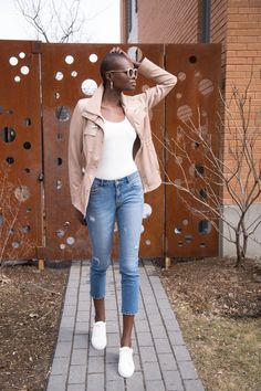 Suede-Like Asymmetrical Jacket | LE CHATEAU