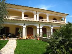 spanish homes pictures | Spanish Home
